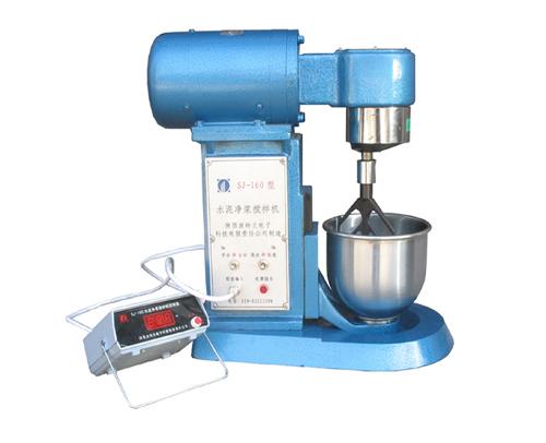 水泥净浆搅拌机_sj-160型水泥净浆搅拌机图片