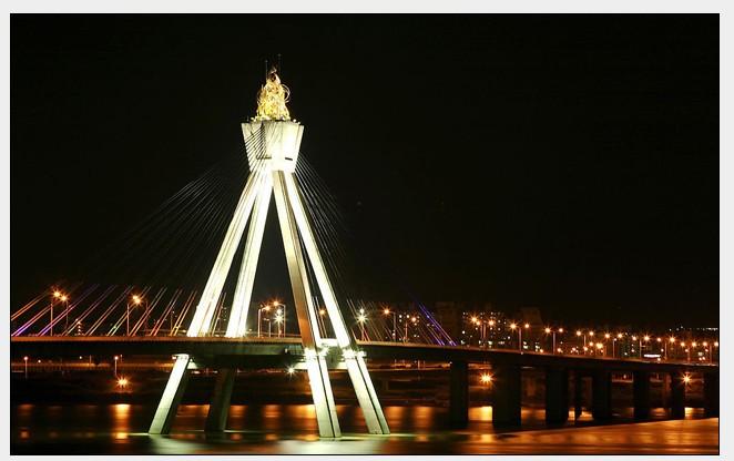 城市桥梁亮化
