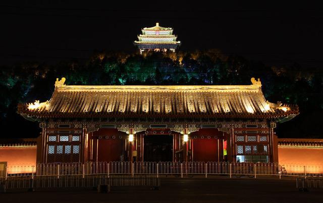 陕西景区古建筑亮化 景区亮化-陕西红树林景观照明